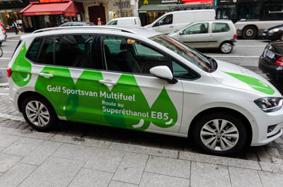 Golf Multifuel Superéthanol E85
