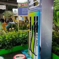 Stand du bioéthanol au Salon de l'agriculture
