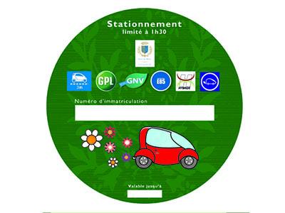 Le-disque-vert-pour-encourager-les-vehicules-propres